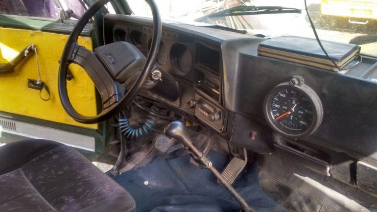 Chevrolet D 19000 6X2 (3 Eixos) - Foto #1