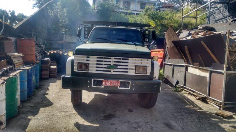 Chevrolet D 19000 6X2 (3 Eixos) - Foto #4