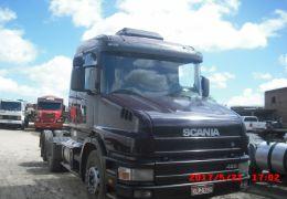 Scania T-124 LA 360 6X2 (3 Eixos) NA
