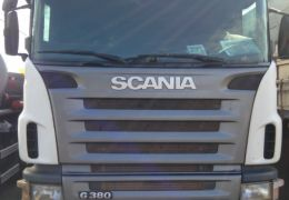 Scania G-380 LA 6X2 NA (Reboque 3 Eixos)