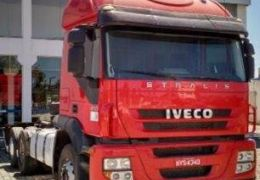 Iveco Stralis NR 570-S46T (Teto Alto) 6X2 (3 Eixos)