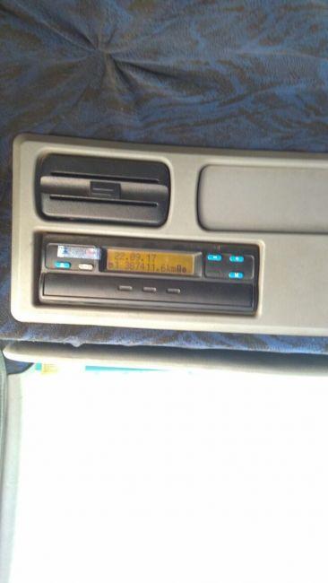 Mercedes-Benz Axor 2044 S 4X2 - Foto #3