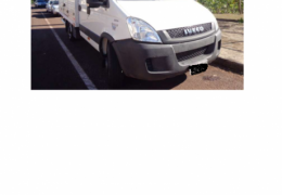 Iveco Daily Chassi 35S14 (Cabine Dupla)