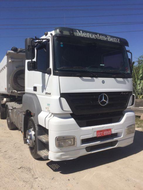 Mercedes-Benz Axor 2044 S 4X2 - Foto #5