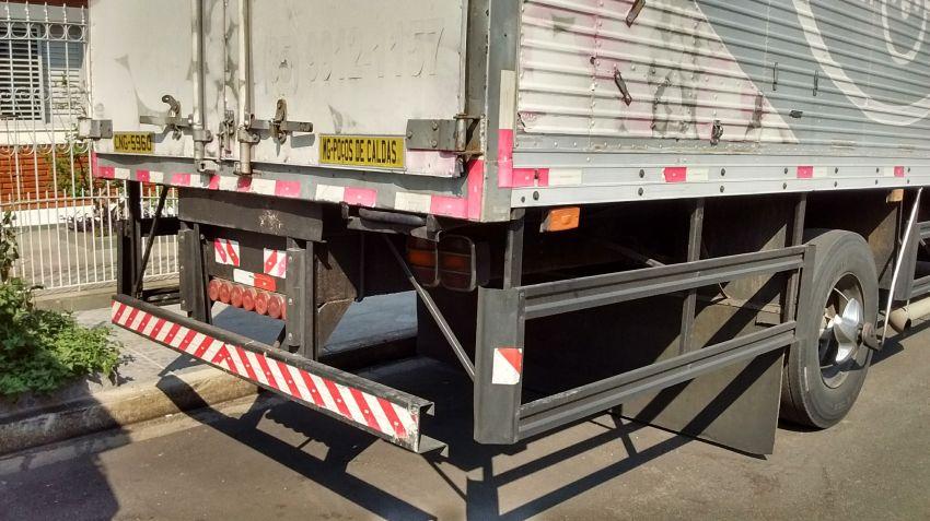 Ford Cargo 1415 - Foto #1