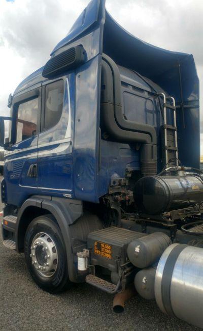 Scania G-380 LA 6X2 SZ (Reboque 3 Eixos) - Foto #4