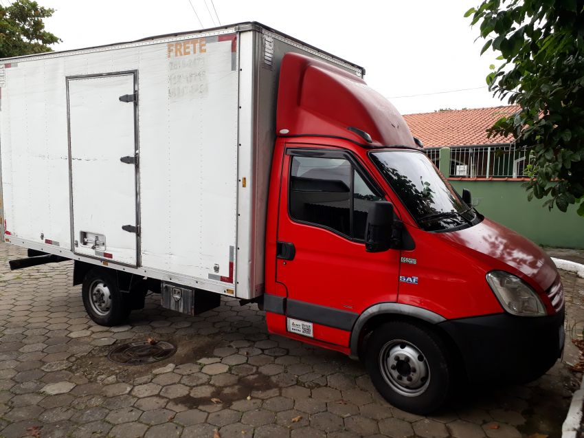 Iveco Daily Chassi 35S14 - Foto #4