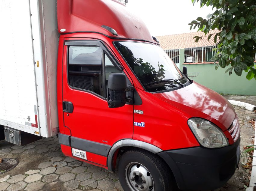 Iveco Daily Chassi 35S14 - Foto #7