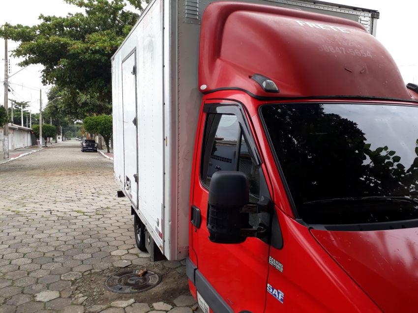Iveco Daily Chassi 35S14 - Foto #9