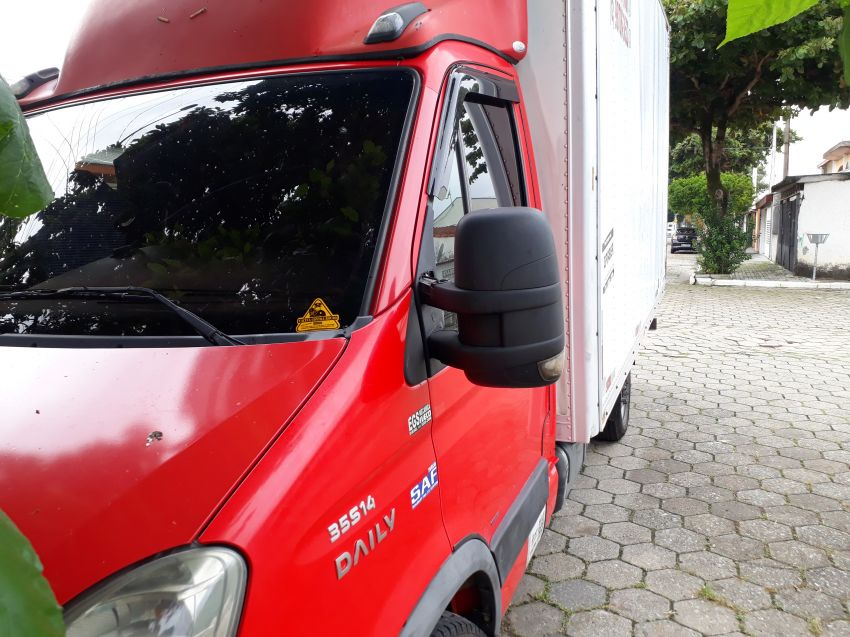 Iveco Daily Chassi 35S14 - Foto #10