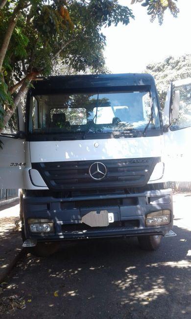 Mercedes-Benz Axor 3344 6X4 (3 Eixos) (Cavalo) - Foto #3