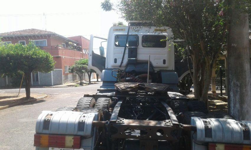 Mercedes-Benz Axor 3344 6X4 (3 Eixos) (Cavalo) - Foto #4