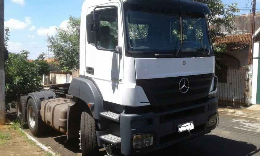 Mercedes-Benz Axor 3344 6X4 (3 Eixos) (Cavalo) - Foto #5