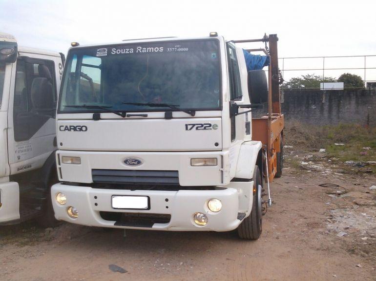 Ford Cargo 1722 E 4x2 2010 2011 Salao Do Caminhao 1029