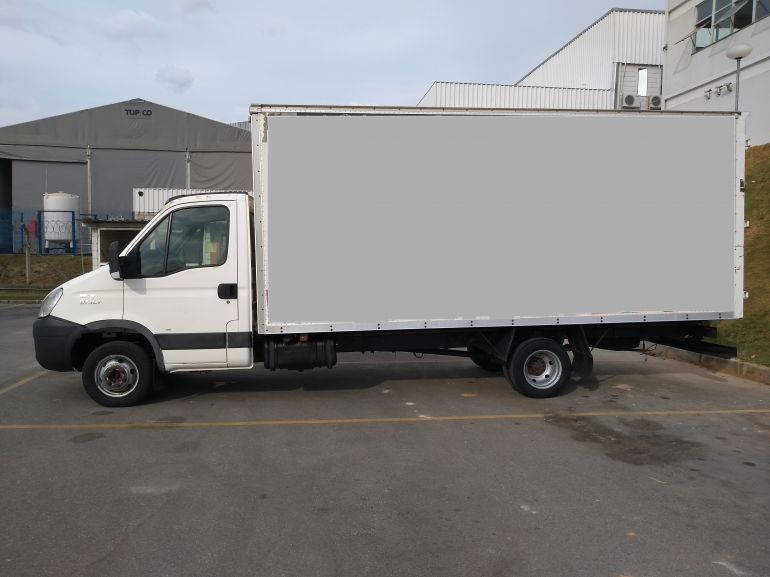 Iveco Daily Chassi 55C16 - Foto #4