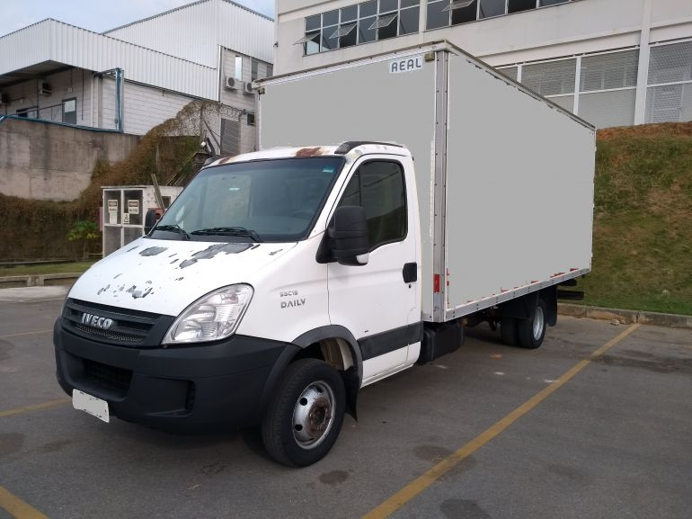 Iveco Daily Chassi 55C16 - Foto #7