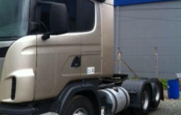 Scania G-380 LA 6X2 NA(Reb. 3 Eixos)