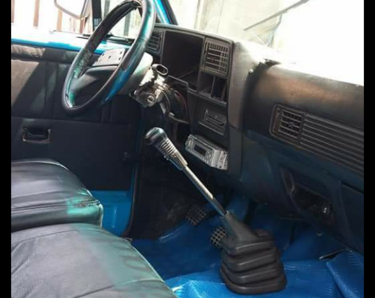 Ford Cargo 1113 - Foto #4