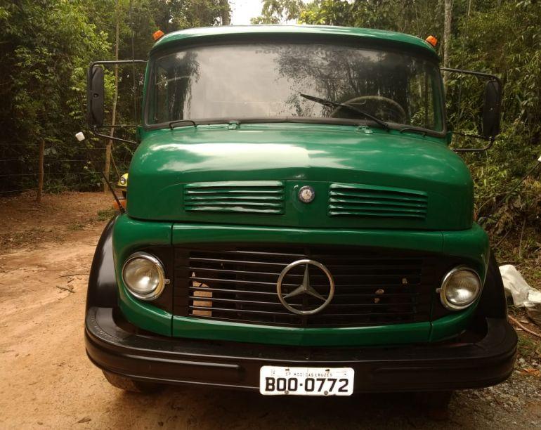 Mercedes-Benz L-1113 - Foto #1