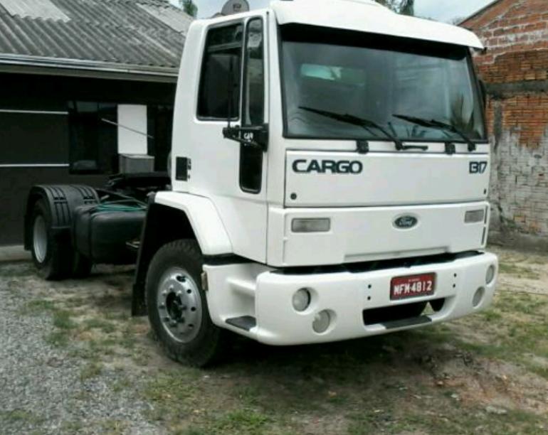 Ford Cargo 1317 Turbo - Foto #1