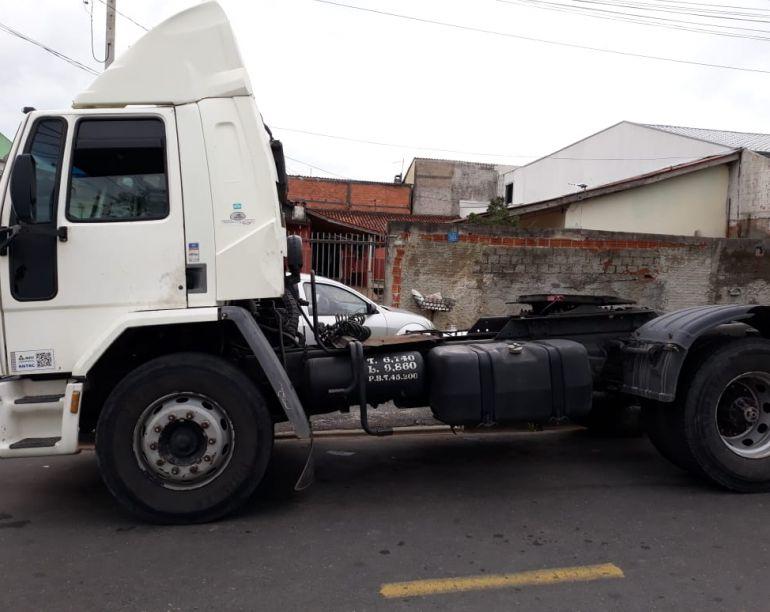 Ford Cargo 4532 E 4X2 - Foto #1