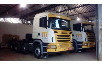 Scania G-440 B 8x4 2p (E5)