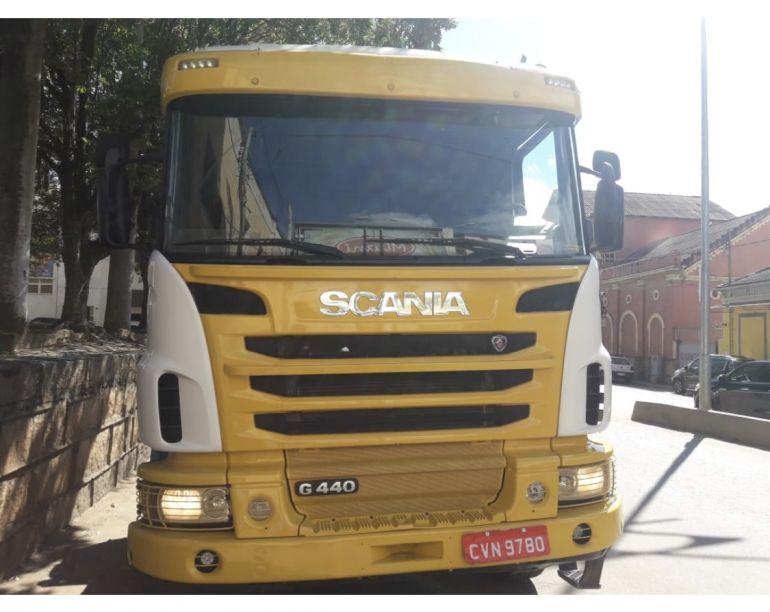 Scania G-440 B 8x4 2p (E5) - Foto #3