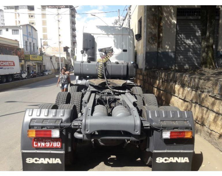 Scania G-440 B 8x4 2p (E5) - Foto #7