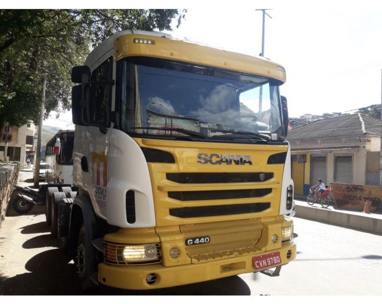 Scania G-440 B 8x4 2p (E5) - Foto #8