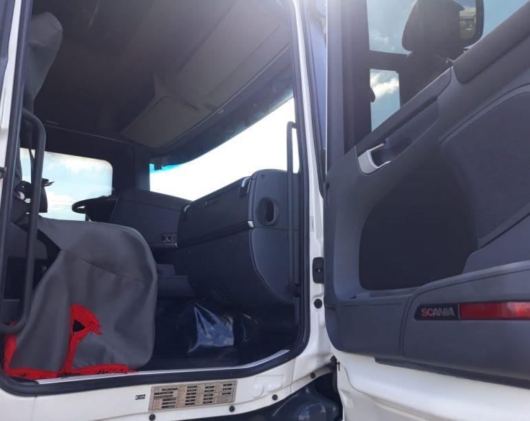 Scania R-440 LA 6X4 RBP835 - Foto #1