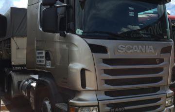 Scania Highline 440 LA 6X4 RBP835 - Foto #1