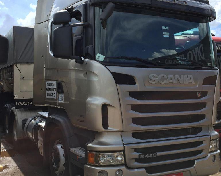 Scania Highline 440 LA 6X4 RBP835 - Foto #2