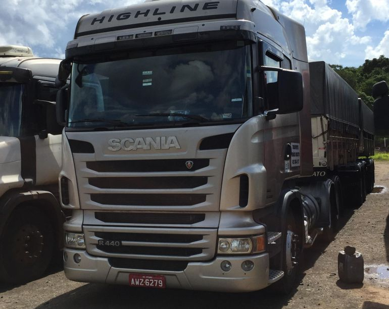 Scania Highline 440 LA 6X4 RBP835 - Foto #5