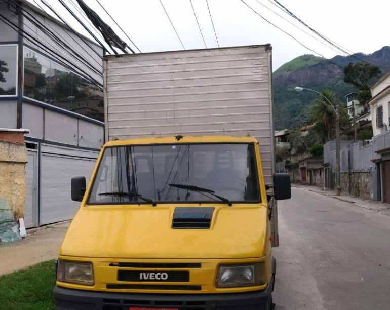 Iveco Daily Chassi 49.12 - Foto #1