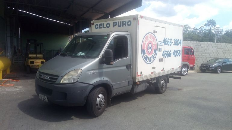 Iveco Daily Chassi 35S14 - Foto #1