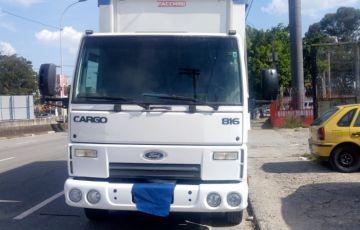 Ford Cargo 816 - Foto #5