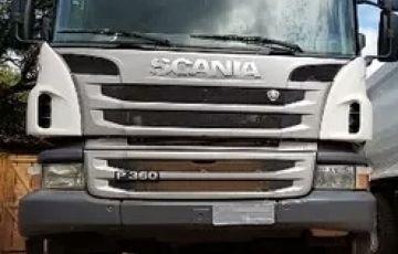 Scania P-360 6X4 CP 19 (3 Eixos) (Cam.)