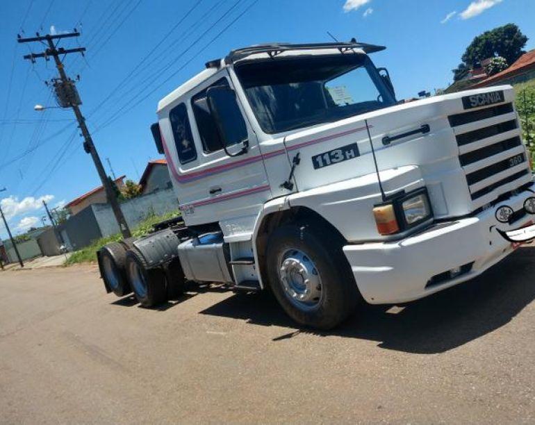Scania T-113 E 360 6x4 - Foto #2