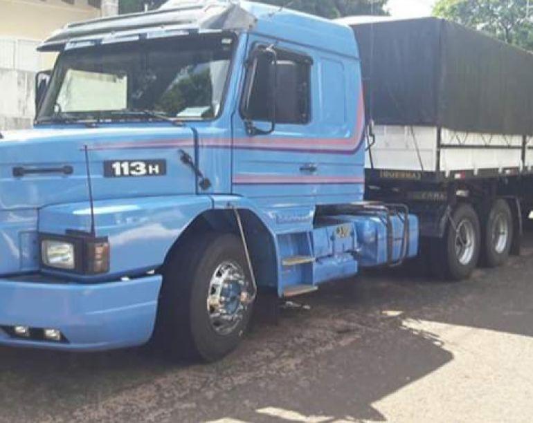 Scania R-113 E 320 6x2 - Foto #2