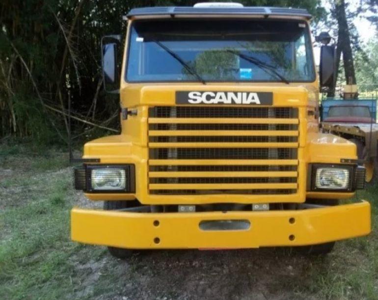 Scania T 112 H 4X2 - Foto #4