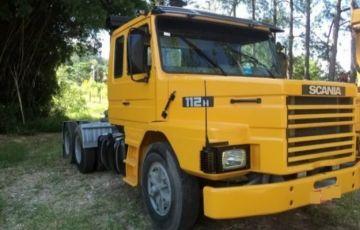 Scania T 112 H 4X2 - Foto #5
