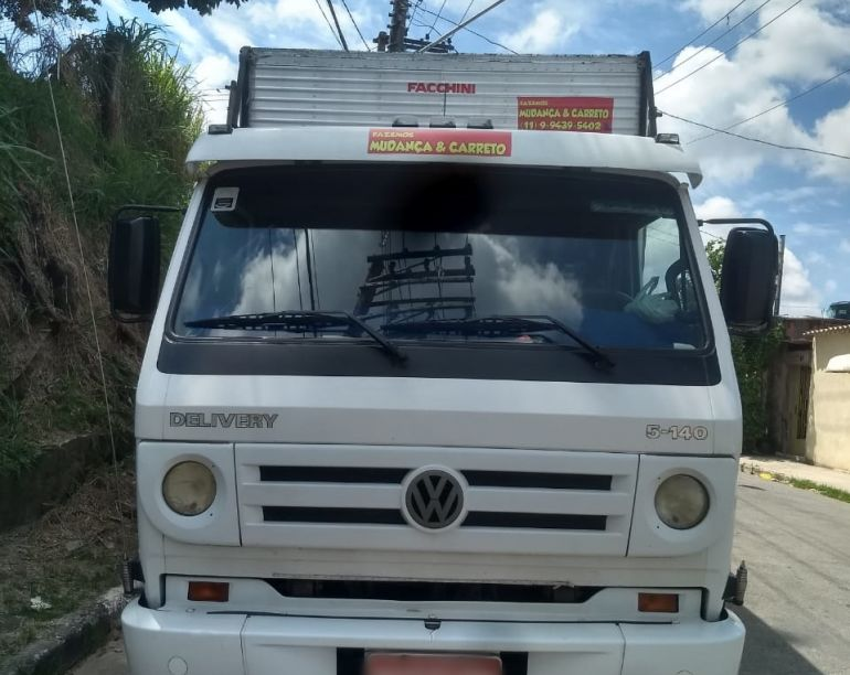 Volkswagen Vw 5.140 TB-IC 4X2 (Delivery) - Foto #2