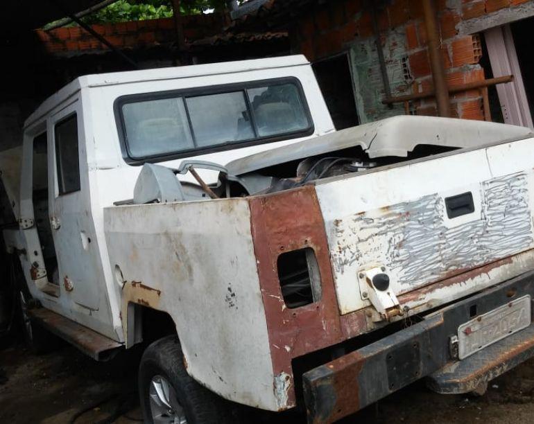 Agrale Marruá AM200 (Cabine Dupla) - Foto #1