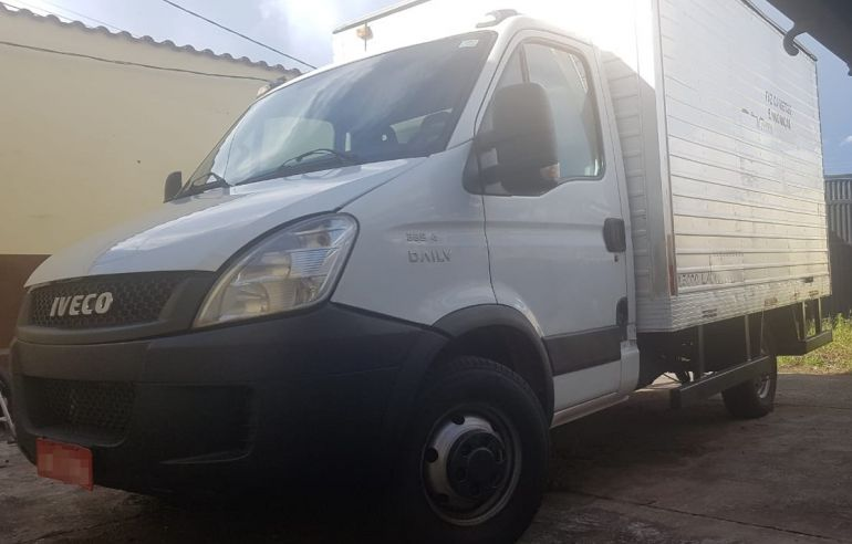 Iveco Daily Chassi 35S14 - Foto #6