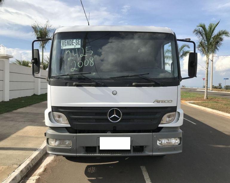 Mercedes-Benz Atego 2425 6X2 (Cab.Est. 3 Eixos) - Foto #4