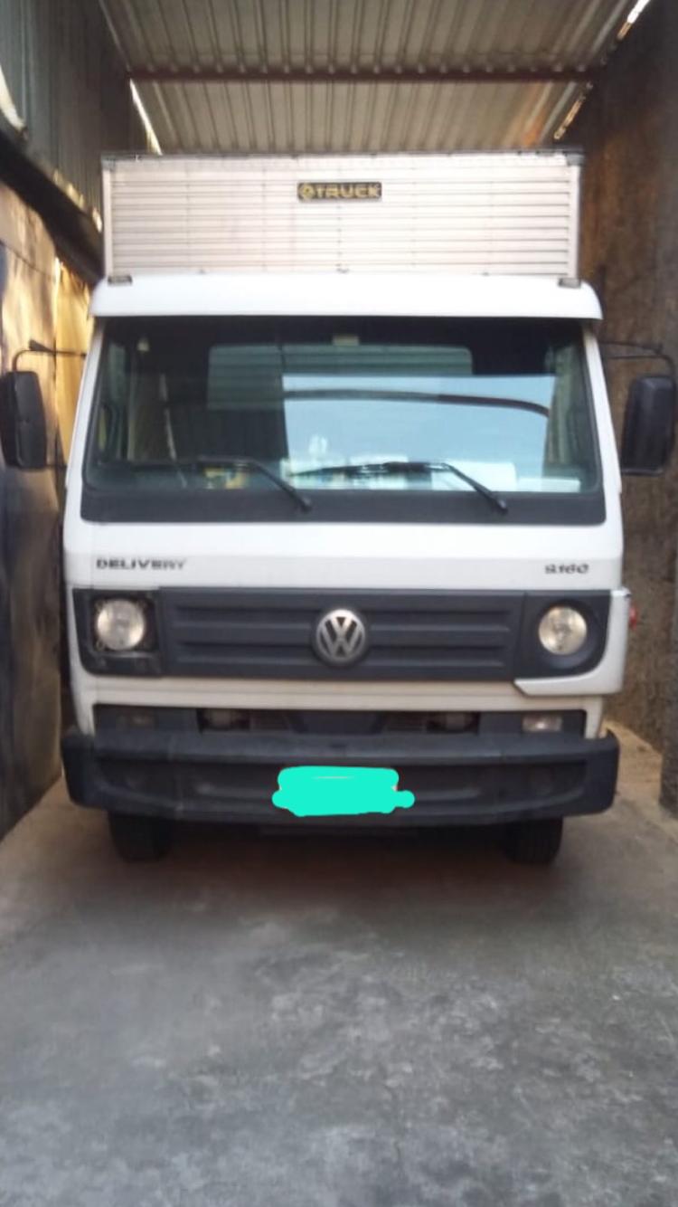 Volkswagen Delivery 9.160