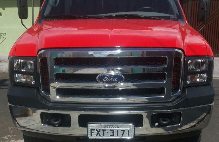 Ford F 4000 4x4 - Foto #8
