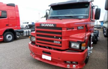 Scania R-113 H 360 4X2 TOP-LINE