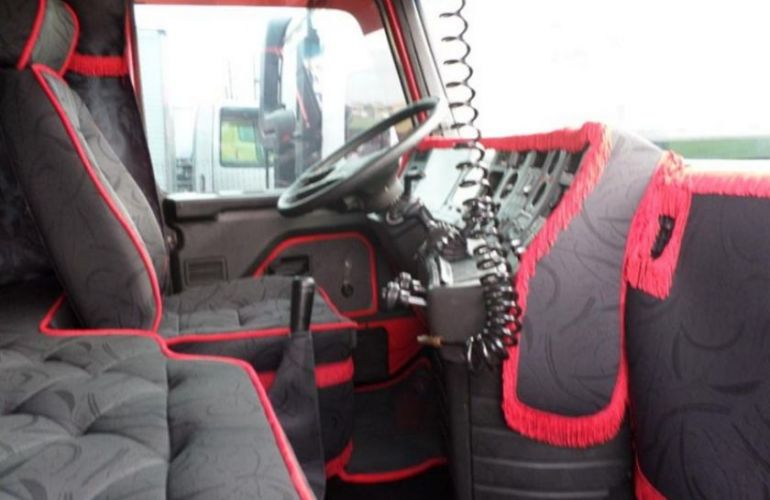 Scania R-113 H 360 4X2 TOP-LINE - Foto #4