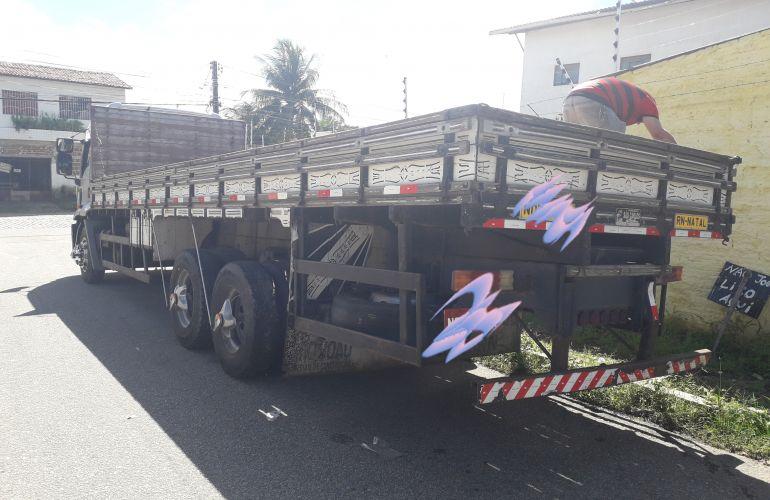 Ford Cargo 2429 Leito - Foto #3